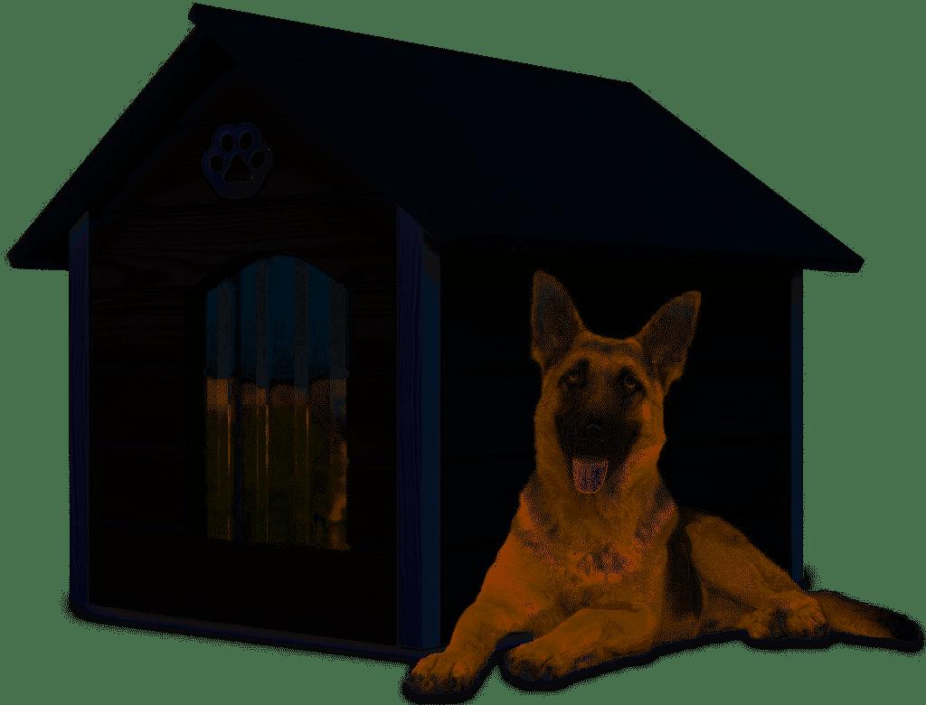 Niche pour chien xxl